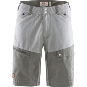 Fjällräven Abisko Midsummer Shorts Heren, shark grey/super grey